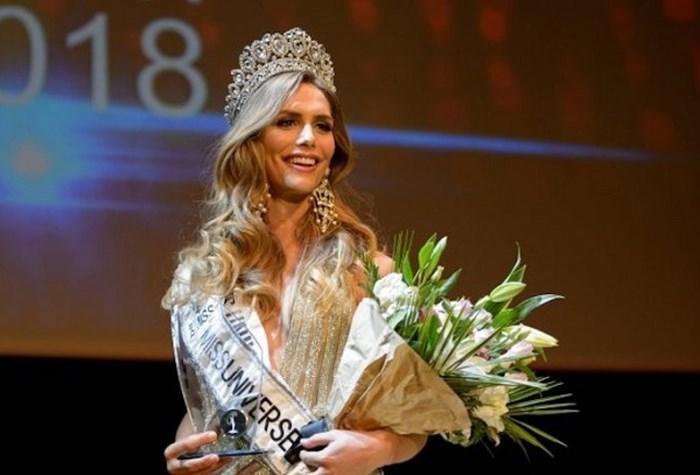 RẤT THẲNG THẮN: Hoa hậu Colombia tuyên bố không ủng hộ đối thủ chuyển giới tại Miss Universe 2018-1