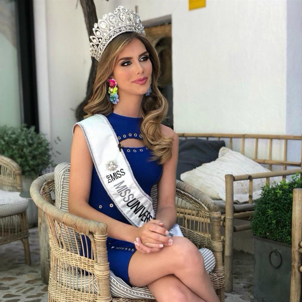 RẤT THẲNG THẮN: Hoa hậu Colombia tuyên bố không ủng hộ đối thủ chuyển giới tại Miss Universe 2018-2