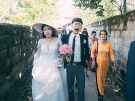 Chú rể mếu máo trong ngày rước dâu và lý ra đằng sau khiến dân tình ngưỡng mộ