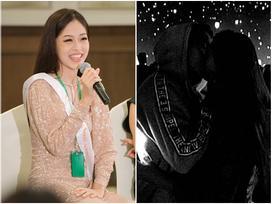 Đang lúc Bùi Phương Nga thi hoa hậu xứ người, Bình An đăng ảnh hôn bạn gái và làm điều đặc biệt...