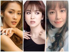 Nhan sắc nữ chính 3 phiên bản 'Hậu duệ mặt trời': Khả Ngân lép vế trước Song Hye Kyo và siêu mẫu xứ Đài
