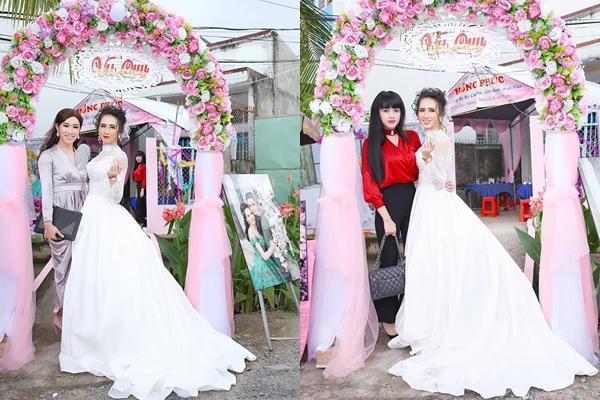Đám cưới đặc biệt của cặp đôi cô dâu NAM, chú rể NỮ gây xôn xao cộng đồng LGBT-4