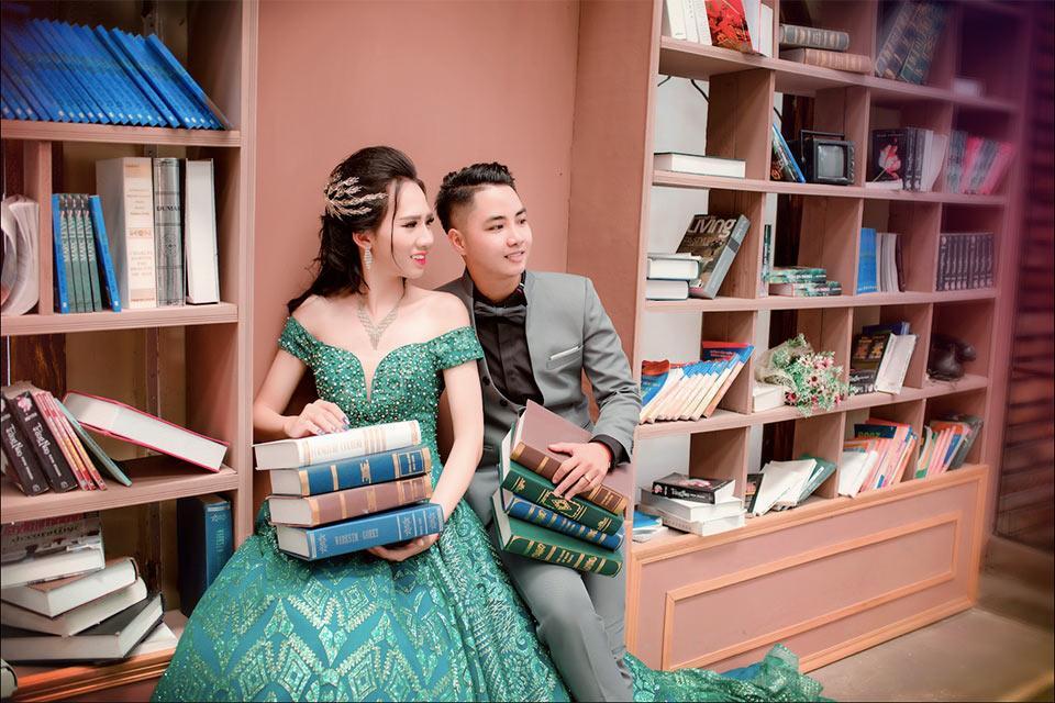 Đám cưới đặc biệt của cặp đôi cô dâu NAM, chú rể NỮ gây xôn xao cộng đồng LGBT-6
