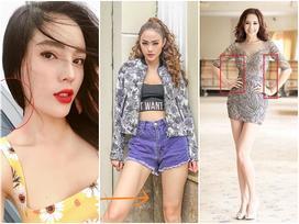 Câu lạc bộ mỹ nhân photoshop ảnh đến méo cả tường chào đón thêm thành viên Minh Hằng