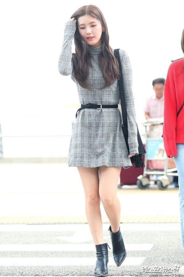 BTS, Joy và loạt sao Hàn gợi ý phong cách thời trang sân bay ấn tượng cho mùa thu-8