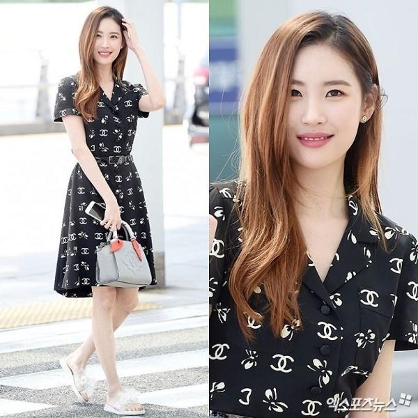 BTS, Joy và loạt sao Hàn gợi ý phong cách thời trang sân bay ấn tượng cho mùa thu-11