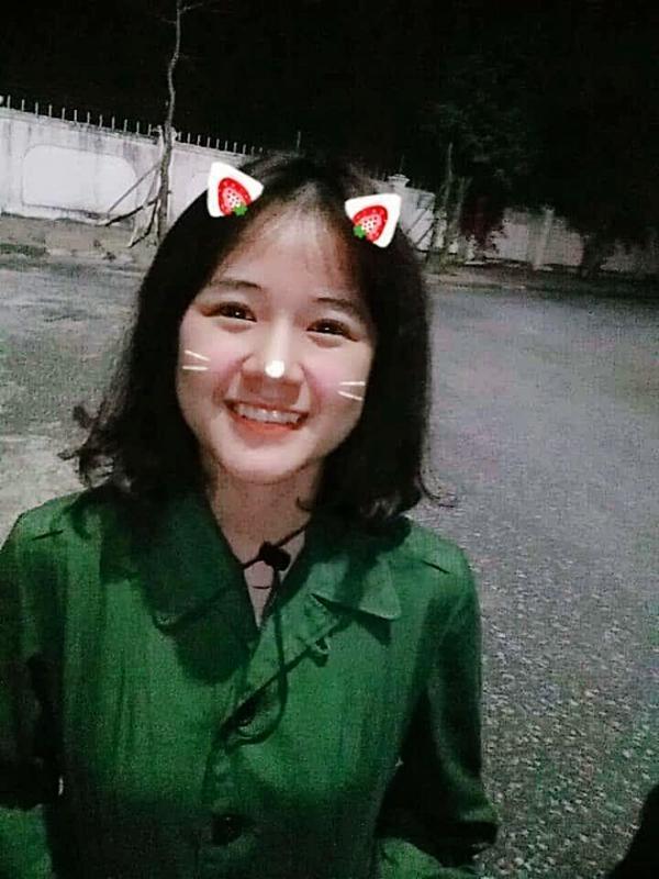 Nữ bảo vệ xinh đẹp ở Nghệ An sợ hãi khi bị đăng ảnh lên mạng-6
