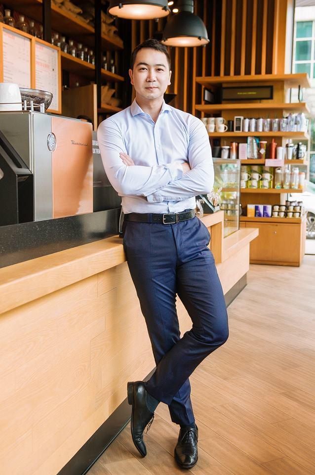 Không chỉ là chủ nhân khối tài sản kếch xù, chồng Lan Khuê còn sở hữu body vạn người mê sau khi giảm 13kg - ảnh 7