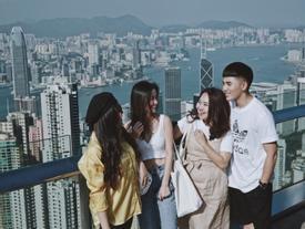 Will và Jun Vũ khoe hành trình khám phá Hong Kong hết 150 triệu
