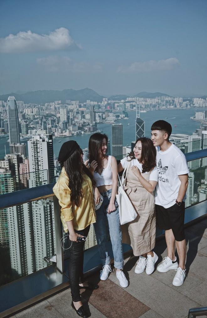 Will và Jun Vũ khoe hành trình khám phá Hong Kong hết 150 triệu-1