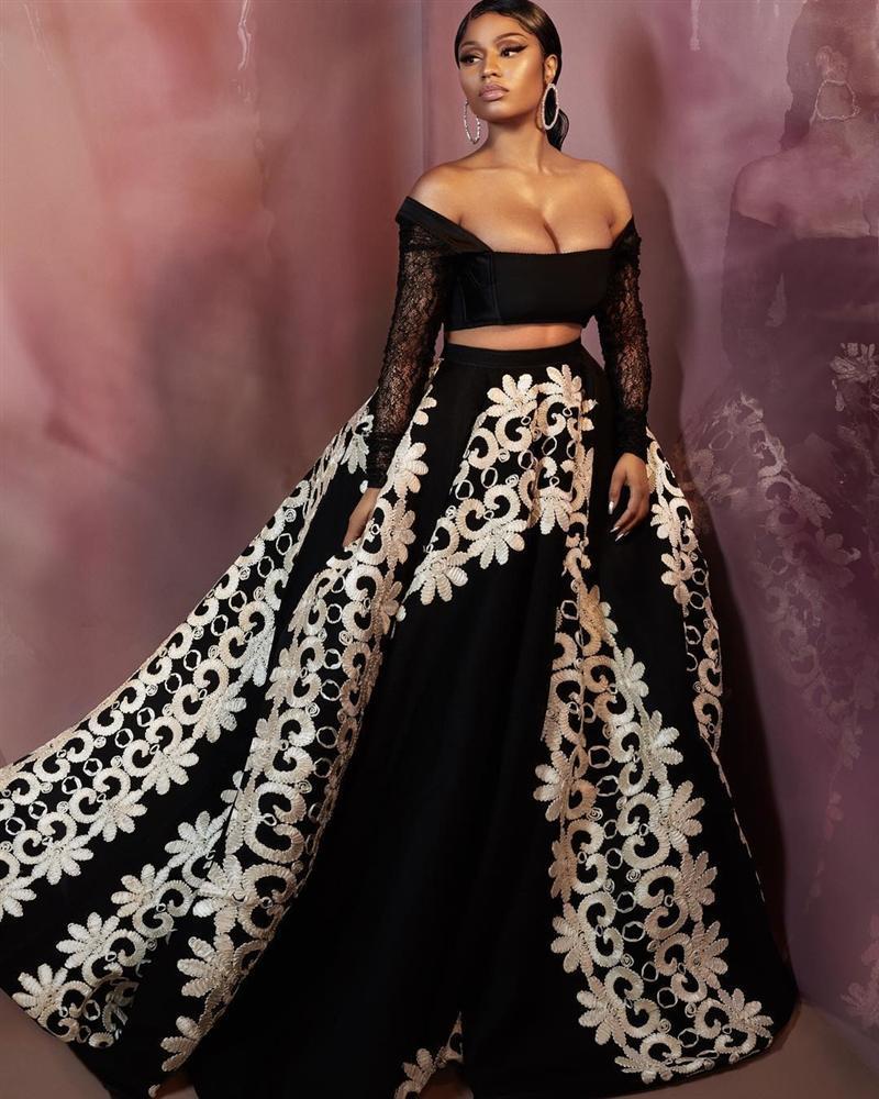 Thật tự hào! Nicki Minaj diện bộ cánh của NTK Việt trên tạp chí thời trang nổi tiếng-3