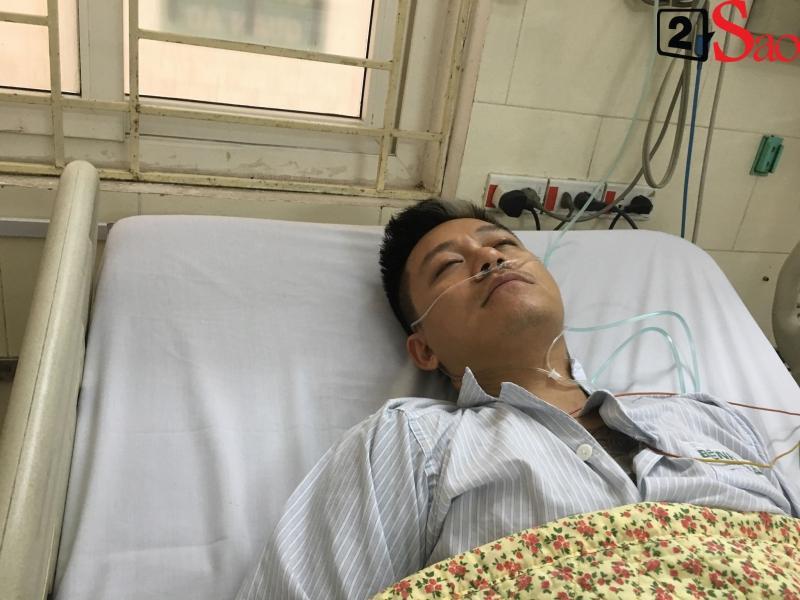 Tuấn Hưng nhập viện phải thở oxy sau sự cố bị hủy show ngay trước giờ diễn-4