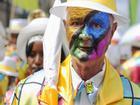 Mùa đông sang châu Phi tránh rét với những lễ hội siêu độc này