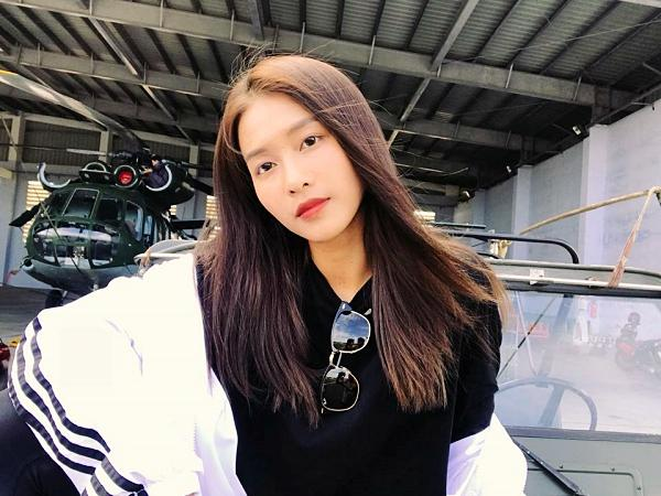 Khả Ngân: Bị so sánh với Song Hye Kyo, tôi làm sao sánh bằng-4