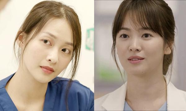 Khả Ngân: Bị so sánh với Song Hye Kyo, tôi làm sao sánh bằng-5