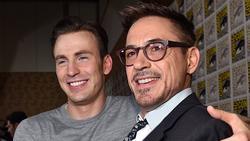 Phản ứng xúc động của Iron Man khi Captain America rời MCU