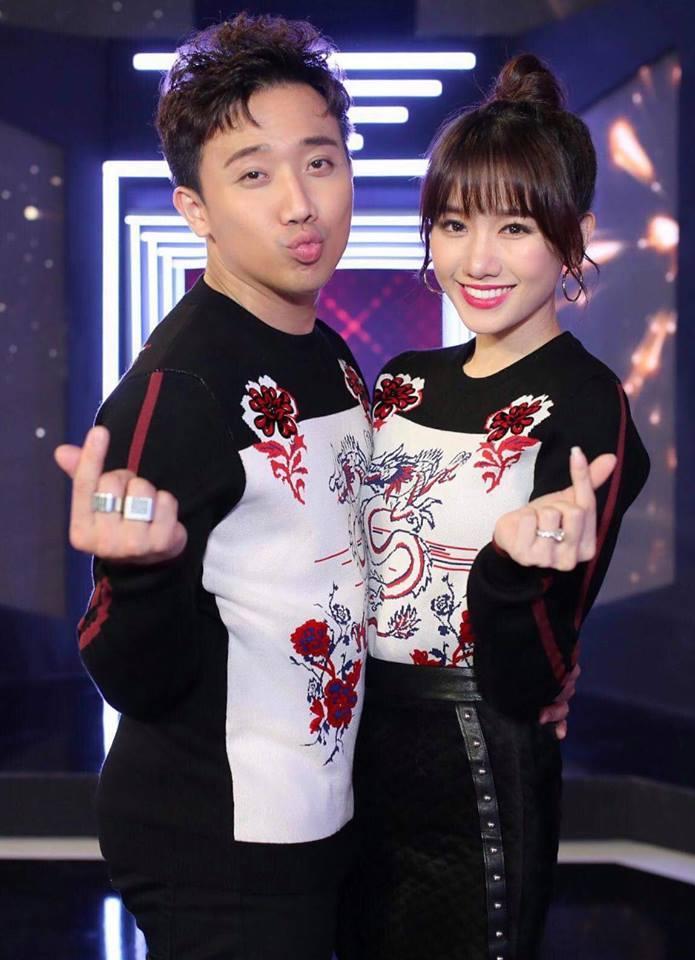 Trấn Thành hạnh phúc kỷ niệm 1000 ngày yêu bên bà xã Hari Won-1