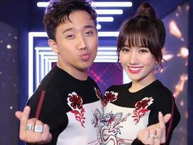 Trấn Thành hạnh phúc kỷ niệm 1000 ngày yêu bên bà xã Hari Won