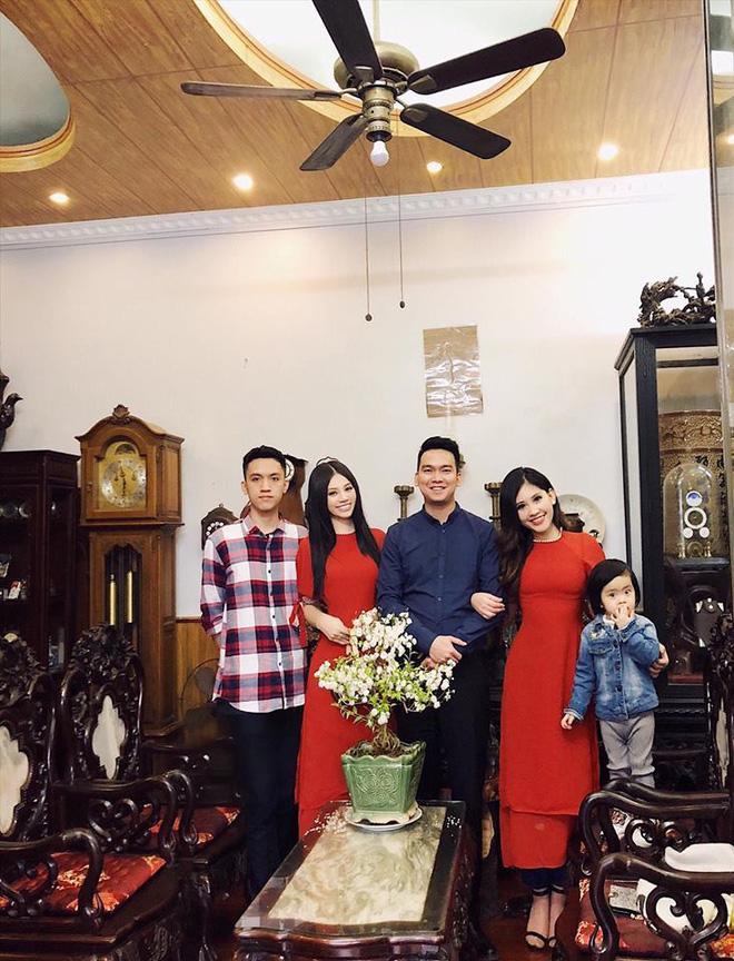 Chân dung cô em gái xinh đẹp, giỏi giang lấn lướt Hoa hậu nhà giàu Jolie Nguyễn-1
