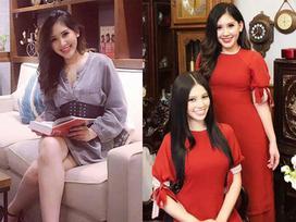 Chân dung cô em gái xinh đẹp, giỏi giang lấn lướt 'Hoa hậu nhà giàu' Jolie Nguyễn