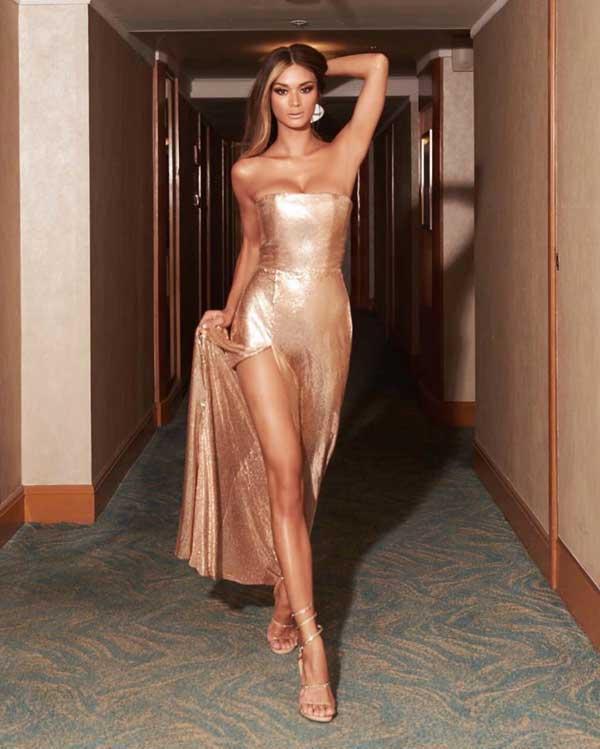 Hoa hậu bánh pía Pia Wurtzbach tiết lộ bí quyết giảm cân đặc biệt - ảnh 5