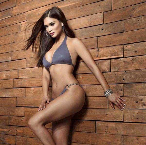 Hoa hậu bánh pía Pia Wurtzbach tiết lộ bí quyết giảm cân đặc biệt - ảnh 8