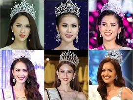 Hoa hậu Việt đăng quang năm 2018: Người phủ sóng truyền thông, kẻ 'lặn mất tăm' khỏi showbiz