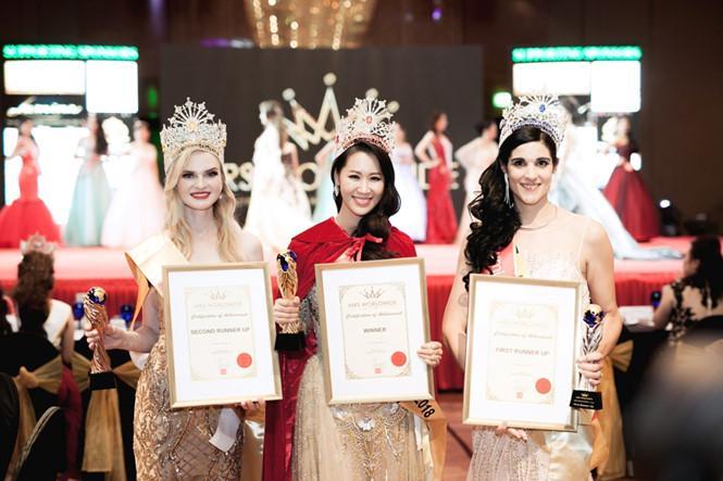 Hoa hậu Việt đăng quang năm 2018: Người phủ sóng truyền thông, kẻ lặn mất tăm khỏi showbiz-21