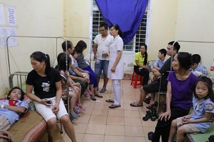 352 học sinh nhập viện vì ăn món ruốc gà-2