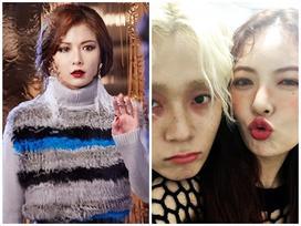 Xôn xao câu chuyện HyunA tổn thương nặng, không hề hay biết mình bị 'xóa sổ' khỏi công ty