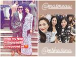 Ảnh hiếm hoi của vợ chồng Tăng Thanh Hà cùng bạn bè đón Lễ Tạ ơn thân mật trong căn biệt thự triệu đô-3