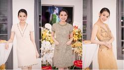 Hoa hậu Thùy Lâm lần nào xuất hiện cũng gây thương nhớ