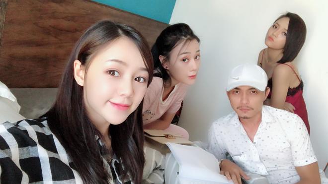 Em gái nóng bỏng của Lan cave bị ăn tát 15 lần trên phim trường-3