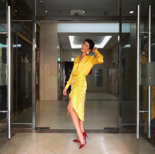 HHen Niê - Bảo Anh - Ái Phương mặc chung mẫu váy nhưng vẻ đẹp 3 người lại chẳng ai chịu thua kém ai - ảnh 2