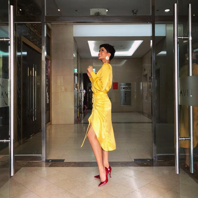 HHen Niê - Bảo Anh - Ái Phương mặc chung mẫu váy nhưng vẻ đẹp 3 người lại chẳng ai chịu thua kém ai - ảnh 3