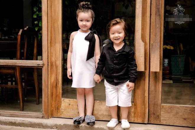 Mới 4 tuổi nhưng công chúa nhỏ của Elly Trần bắn tiếng Anh người lớn còn phải học hỏi-5