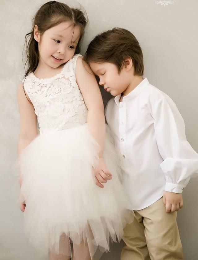Mới 4 tuổi nhưng công chúa nhỏ của Elly Trần bắn tiếng Anh người lớn còn phải học hỏi-6