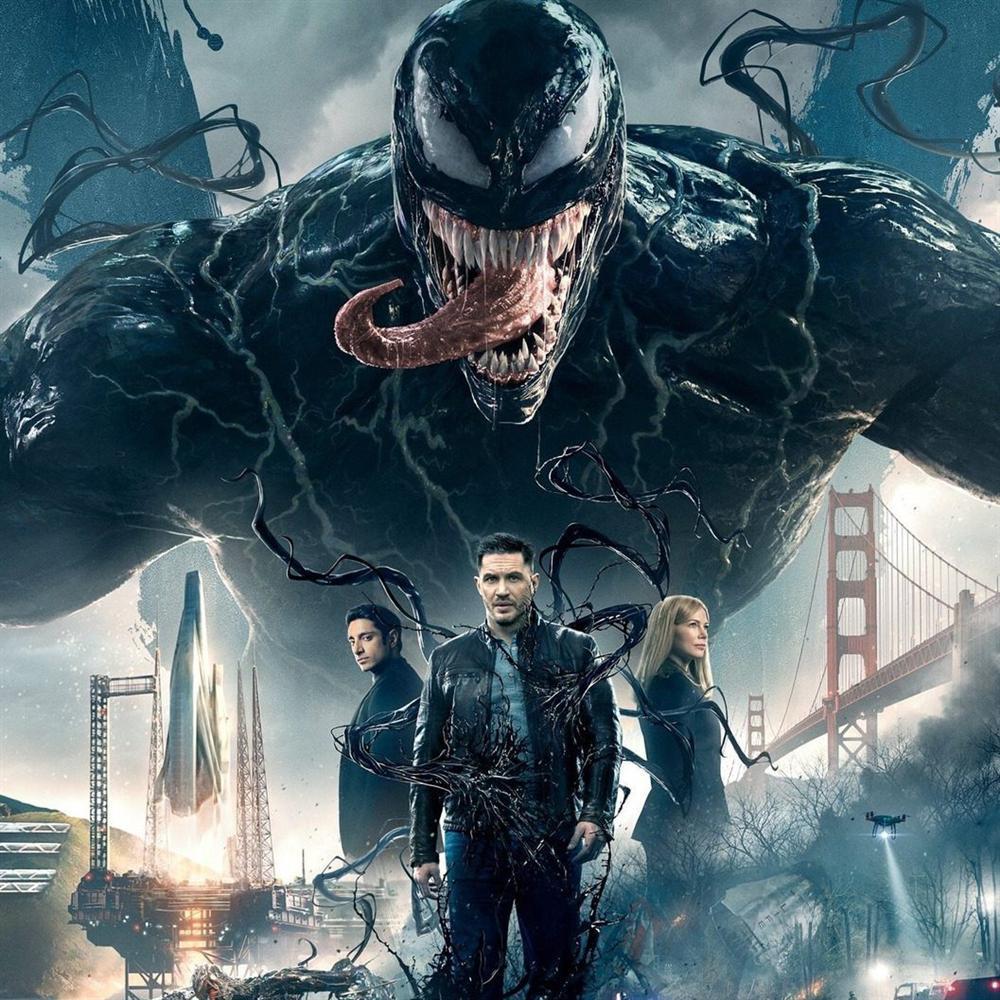 'Venom' công phá phòng vé, đạt hơn 200 triệu USD sau 3 ngày công chiếu-1