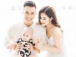 Bật chế độ độc thân trên Facebook nhưng vợ chồng Việt Anh ngoài đời vẫn mật ngọt như thuở ban đầu-11
