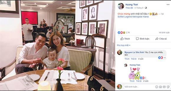 Bỗng nhiên cùng để chế độ độc thân trên Facebook, vợ chồng diễn viên Việt Anh bị nghi rạn nứt-4