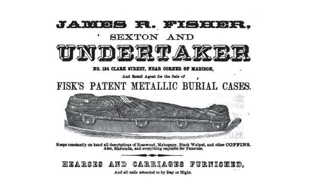 Bí ẩn quan tài chứa thi hài hơn 160 năm không tan rã-3