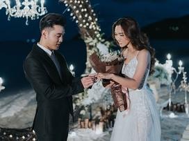 Ưng Hoàng Phúc mang nhẫn 1 tỷ cầu hôn Kim Cương sau 3 năm chung nhà chung con