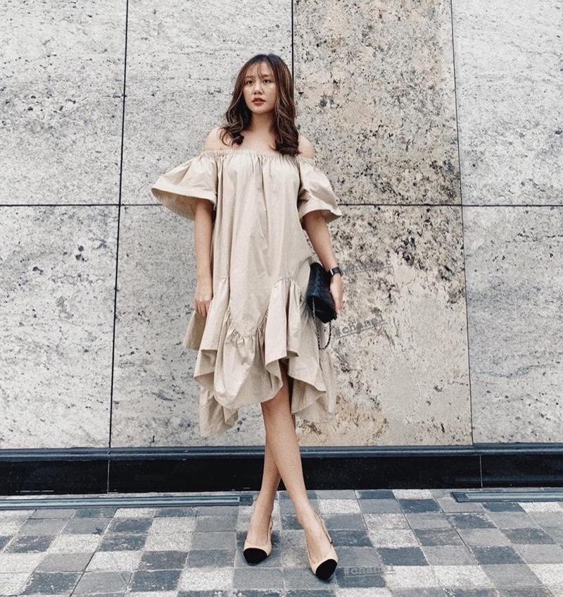 Dàn hot-face Việt chẳng hẹn mà gặp cùng lăng-xê mốt suit ngày gió về: Người phá cách - nàng gợi cảm - ảnh 9