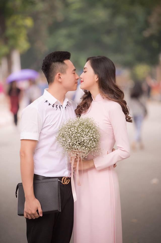 Top 10 Hoa hậu Việt Nam Trần Tố Như rạng rỡ bên ông xã hot boy ngày ra trường-3