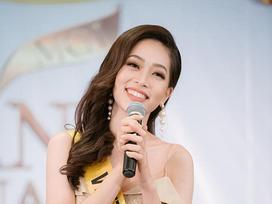 Giỏi nhảy nhưng lại bị bắt hát, Bùi Phương Nga vẫn tự tin cầm mic bất chấp nốt cao chênh vênh tại Miss Grand 2018