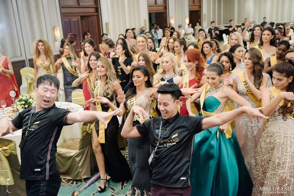 Giỏi nhảy nhưng lại bị bắt hát, Bùi Phương Nga vẫn tự tin cầm mic bất chấp nốt cao chênh vênh tại Miss Grand 2018-8