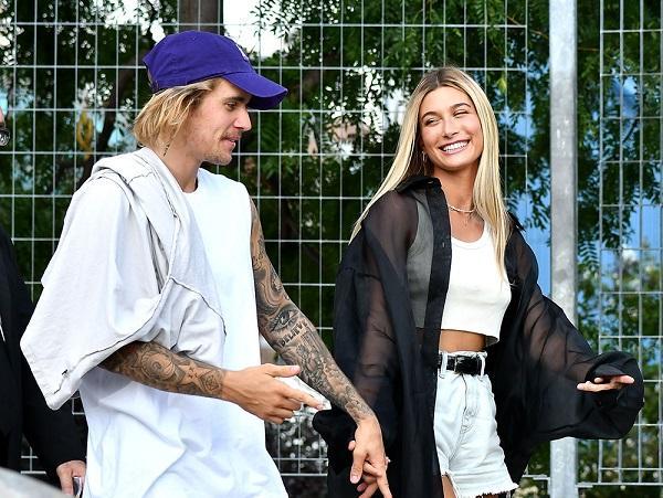 10 khoảnh khắc lãng mạn nhất của Justin Bieber và Hailey Baldwin kể từ khi đính hôn-10