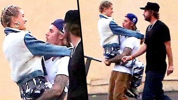 10 khoảnh khắc lãng mạn nhất của Justin Bieber và Hailey Baldwin kể từ khi đính hôn-7