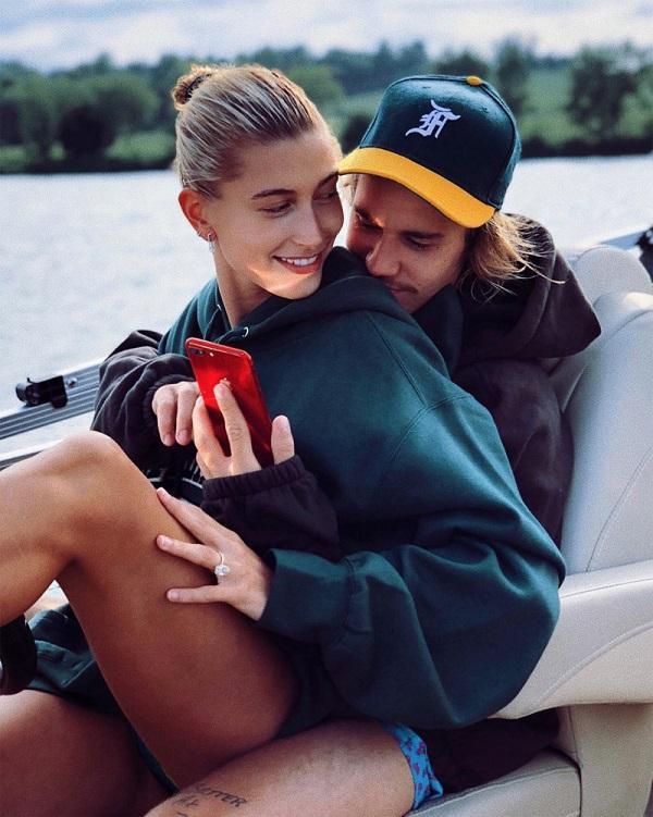 10 khoảnh khắc lãng mạn nhất của Justin Bieber và Hailey Baldwin kể từ khi đính hôn-9