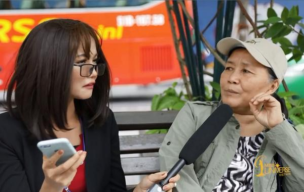 Giả làm phóng viên đi hỏi dò về HHen Niê, Hoa hậu Hoàn vũ Việt Nam bất ngờ bị chê vừa già vừa xấu-1